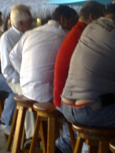 buttcrack