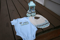 gift for baby Nico (ellie+eden) Tags: boy baby amy bend rules karol