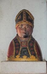 Buste représentant Saint-Claude