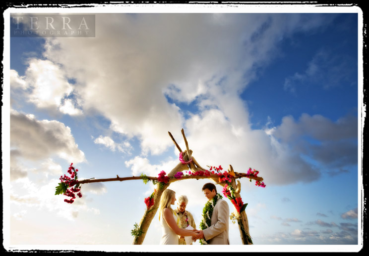 Hawaii Destination Wedding Photography