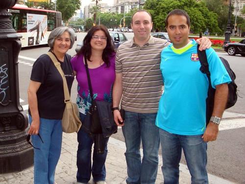 Fiesta Blaugrana 24-mayo-2009
