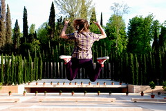 Generalife Rocks! (pasotraspaso. Jesus Solana Fine Art Photography) Tags: espaa rock gardens photography spain nikon europe fiesta photos w andalucia alhambra granada ww jardines auditorium generalife festivales d80 pasotraspaso jesussolana gettyimagesspainq1