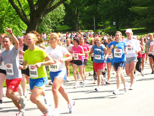 31st Annual Freihofer Run for Women 09
