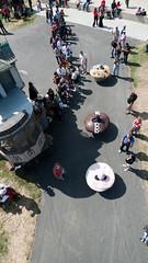 Neverwas Haul (KAP Cris) Tags: 2009 pap steampunk makerfaire poleaerialphotography neverwashaul