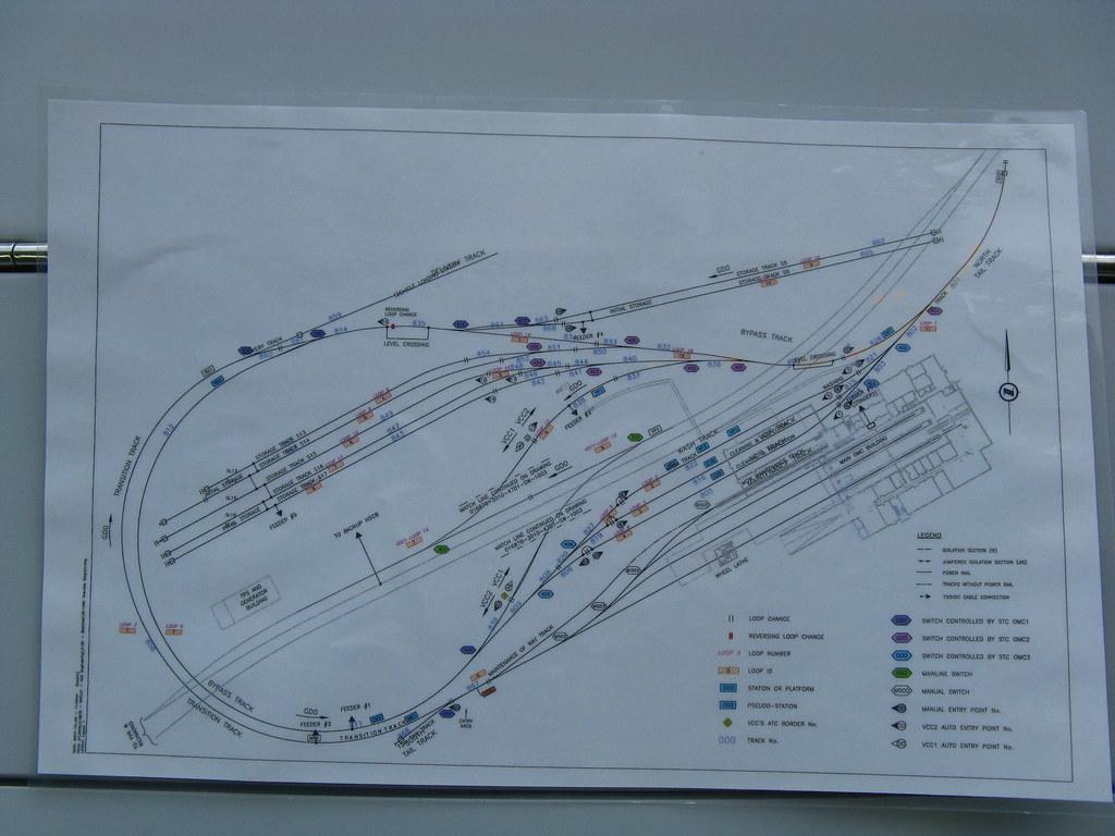 Track Diagram - OMC