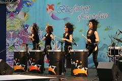 Drumcat (Paul Matthews in Korea) Tags: cats drums drum percussion performance korea seoul yongsan drumcat drumcats