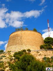 El Yogur (Castillo de San Fernando)