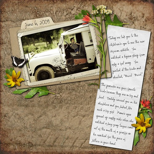 jeep with journaling