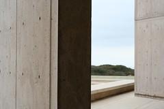 Salk Detail (Liz Waytkus) Tags: california ca architecture lajolla salk louiskahn