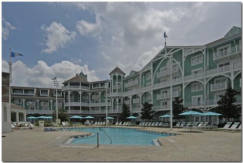 Beach Club Quiet Pool