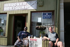 Tucker's, an OTR institution (courtesy of Joe Brinker and Steve Dorst, OTR-the-movie)