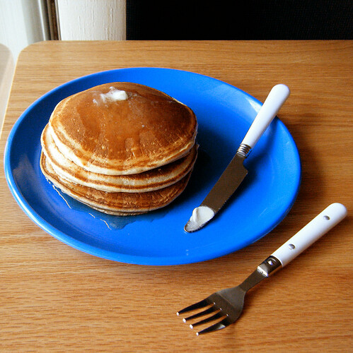 Healthy Low Carb Pancakes