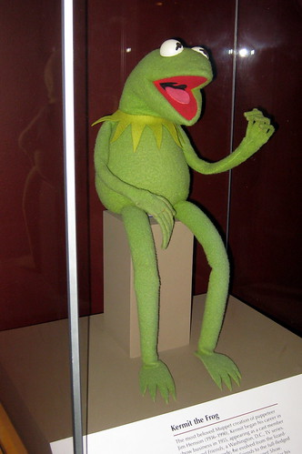 History - Kermit the Frog