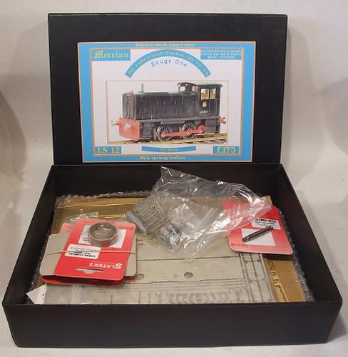 ruston kit bits