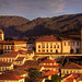 Sunset over Ouro Preto