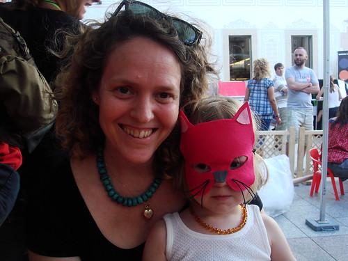 SónarKids: Taller de máscaras