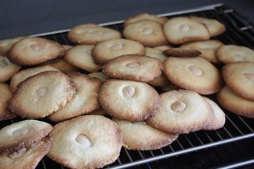 As galletas de améndoa da avoa Carme 2