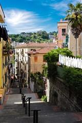LaspeziA09 - Living in Italy (LucatraversA) Tags: italy mare liguria architettura palazzi laspezia seatown italya cittdimare