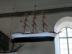 Votive ship