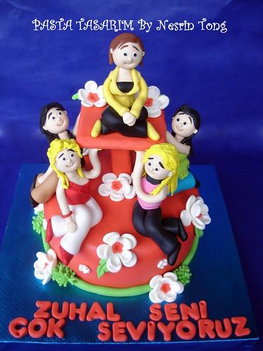 BIRHTDAY CAKE - ZUHAL