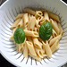 Pasta with Fresh Picked Basil