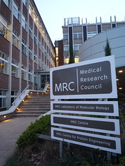 The original MRC Laboratory of Molecular Biolo...