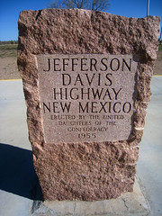 Jefferson Davis Highway New Mexico - I-10 (5632)