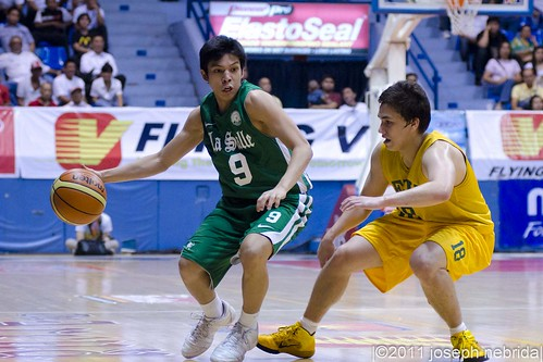 2011 FillOil Flying V Preseason Tournament: FEU Tamaraws vs. De La Salle Green Archers, June 6