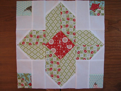 Quilt of Valor: Block 8