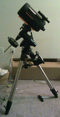 My Scope (Anakins_Kid) Tags: telescope celestron c6 schmidtcassegrain
