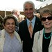 Donna Shalala, Gov. Charlie Crist and Anne Wexler