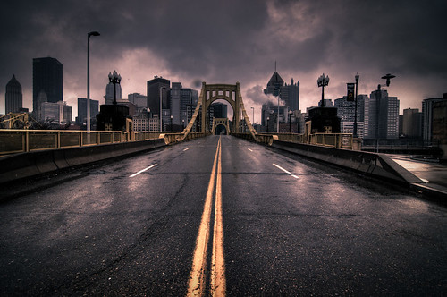 Pittsburgh Brigde, picture by Briantmurphy
