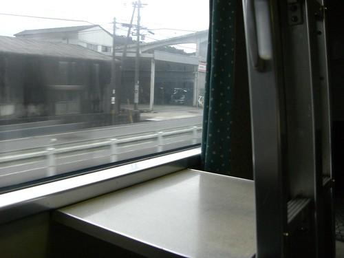 "富士車内/Limited Express ""Fuji"""