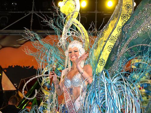 Caranaval Queen, Puerto de la Cruz