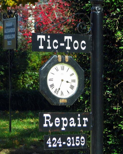 Tic-Toc Repair