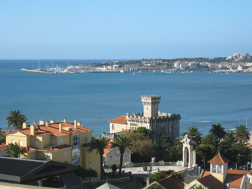 Estoril from my hotel