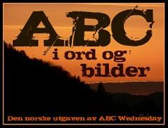 ABC i ord og bilder