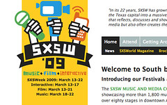 SXSW and Beyond…
