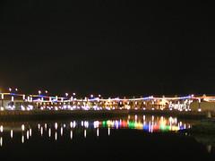 Night Bridge in Malaca (KEIKE-DESORA) Tags: bridge malaysia strait malacca