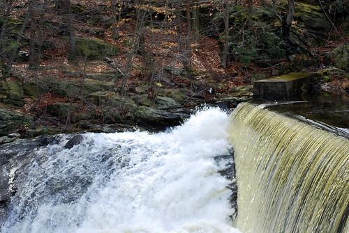 Yantic Upper Falls