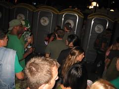 "Day 030 - ""I REALLY GOTTA PEE!!!"" (CharlieBoy808) Tags: party pee st bathroom hawaii women day waikiki line chicks block honolulu portapotty pattys nuuanu"