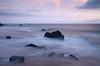 Submersion (segamatic) Tags: longexposure sunset seascape water clouds canon landscape eos rocks waves malibu supershot canonef24105mmf4lisusm photofaceoffwinner pfogold 5dmarkii 5dmkii mc0309