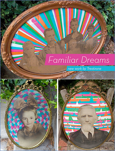 Familiar Dreams _ Treatzone show