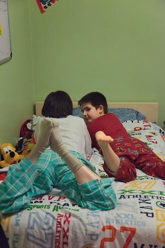 Jessie & Gustavo Reading