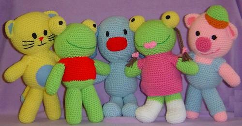 pepe y sus amigos 2
