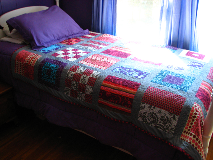 lauren's birthday quilt
