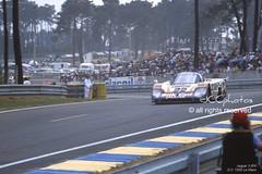 Le Mans 1988 Jaguar XJR9 at Tertre Rouge (jccphotos) Tags: c