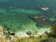 Transparncies al Penyal (Maisse) Tags: sea water glass mar agua aigua cristalina calp penyaldifach