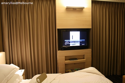 [Australia2009] Intercontinental Melbourne The Rialto ★★★★★ (1)standard room @amarylliss。艾瑪[隨處走走]