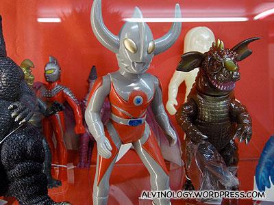 Ultraman toys